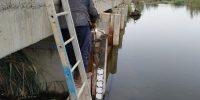نجام بیش از ۲۸۰۰ مورد عملیات اندازه گیری کمی و کیفی بر روی منابع آبی ۲