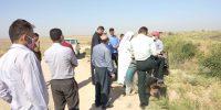 لمپ تعدادی از موتور تلمبه های غیر مجاز انهار سلائمی و لشکر آباد۱