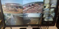 پروژه افزایش تعداد دوربینهای نظارتی مداربسته ۶