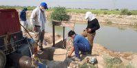 بهره برداری شبکه آبیاری زهکشی