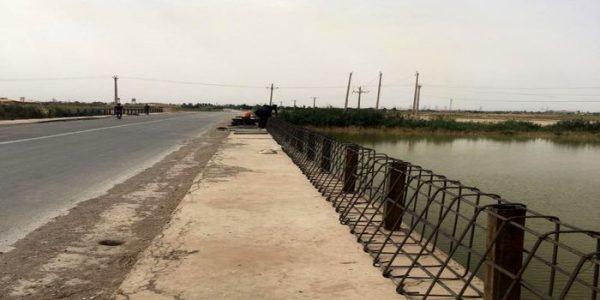 آغاز عملیات ایمن سازی پل پاسارگاد در حوزه آبادان و اروندکنار