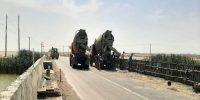 پایان عملیات ایمن سازی پل پاسارگاد در حوزه آبادان و اروند کنار ۳
