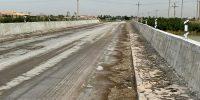 پایان عملیات ایمن سازی پل پاسارگاد در حوزه آبادان و اروند کنار ۵