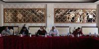 نشست نمایندگان کشاورزان حوزه مرکزی با مدیرعامل۱۲