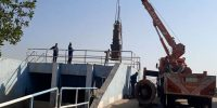 راهاندازی مجدد ایستگاه پمپاژ جزیره مینو در حوزه کارون جنوبی ۳
